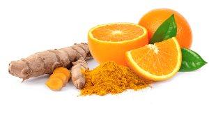 arancia curcuma