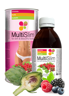 multislim integratore dimagrante