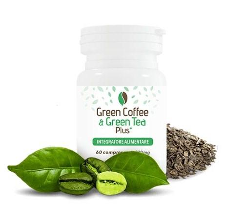 green coffee green tea plus